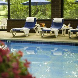 Pool Crowne Plaza MINNEAPOLIS NORTH Fotos