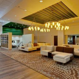 Hall Holiday Inn Hotel & Suites ATLANTA AIRPORT-NORTH Fotos