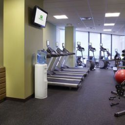 Wellness/Fitness Holiday Inn SECAUCUS MEADOWLANDS Fotos