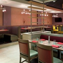 Restaurant Holiday Inn SECAUCUS MEADOWLANDS Fotos