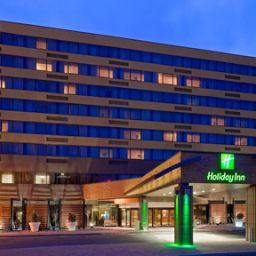 Vista exterior Holiday Inn SECAUCUS MEADOWLANDS Fotos