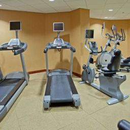 Wellness/fitness area Crowne Plaza HOUSTON RIVER OAKS Fotos