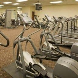 Wellness/fitness area Crowne Plaza PITTSBURGH SOUTH Fotos