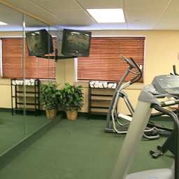 Wellness/Fitness Hampton Inn MinneapolisMinnetonka Fotos