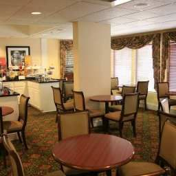 Restaurant Hampton Inn Raleigh-Town of Wake F Fotos