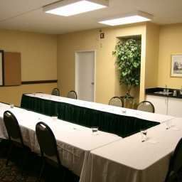Conference room Hampton Inn Raleigh-Town of Wake F Fotos