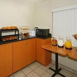 Buffet Comfort Inn Woodland Hills Warner Center Fotos