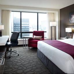 Chambre Delta Ottawa City Center Fotos