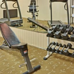 Wellness/Fitness Holiday Inn Express TORONTO-AIRPORT AREA/DIXIE RD Fotos