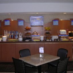 Restaurante Holiday Inn Express TORONTO-AIRPORT AREA/DIXIE RD Fotos