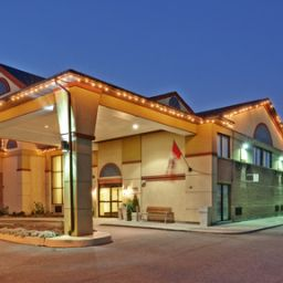Vista exterior Holiday Inn Express TORONTO-AIRPORT AREA/DIXIE RD Fotos