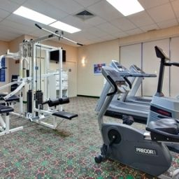 Wellness/fitness Holiday Inn MONTREAL-LONGUEUIL Fotos