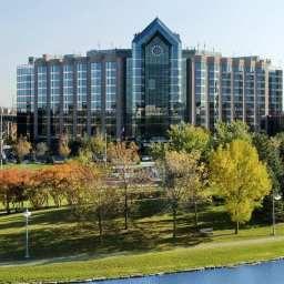 Hilton TorontoMarkham Suites Conference Centre  Spa Markham 