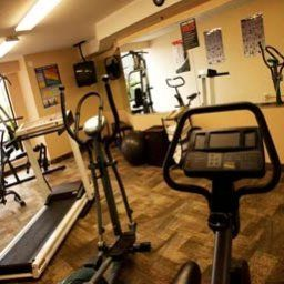 Wellness/fitness Howard Johnson Hotel by the Falls Niagara Falls Fotos