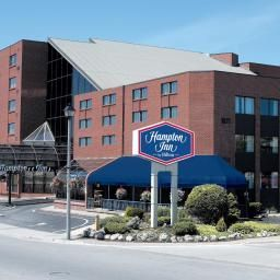 Hampton Inn by Hilton Niagara FallsAt The Falls Cascate del Niagara