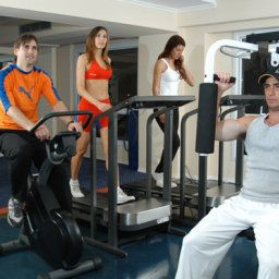 Fitness Holiday Inn CORDOBA Fotos