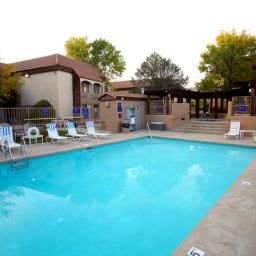 Pool BEST WESTERN Airport Albuquerque InnSuites Hotel & Suites Fotos