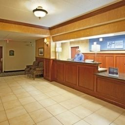 Hall Holiday Inn Express PITTSBURGH-BRIDGEVILLE Fotos