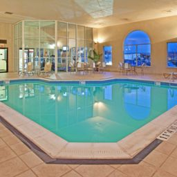 Pool Holiday Inn Express PITTSBURGH-BRIDGEVILLE Fotos