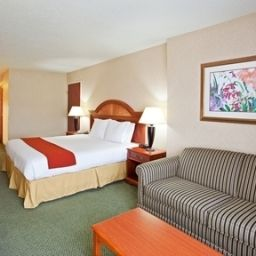 Suite Holiday Inn Express PITTSBURGH-BRIDGEVILLE Fotos
