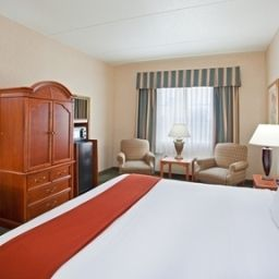 Camera Holiday Inn Express PITTSBURGH-BRIDGEVILLE Fotos