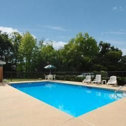Pool Quality Inn Greer Fotos