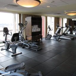 Fitness room Crowne Plaza HARRISBURG-HERSHEY Fotos