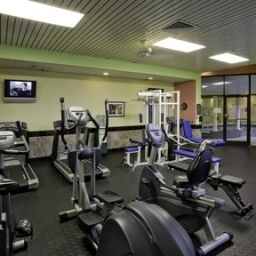 Wellness/fitness area Crowne Plaza RICHMOND DOWNTOWN Fotos