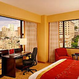 Zimmer San Francisco Marriott Union Square Fotos