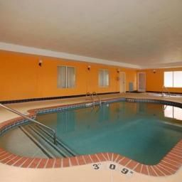 Pool Comfort Suites at Harbison Fotos