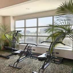 Wellness/Fitness Days Inn Santa Monica/Los Angeles Fotos