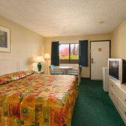 Chambre Days Inn Whittier Los Angeles Fotos