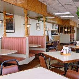 Ristorante Days Inn Corpus Christi Near Downtown Fotos