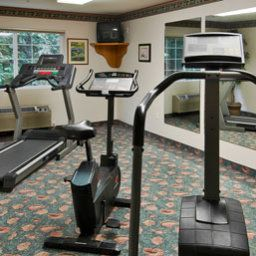 Wellness/Fitness Days Inn Port Orchard Fotos