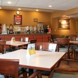 Restaurant Econo Lodge Milwaukee Airport Fotos
