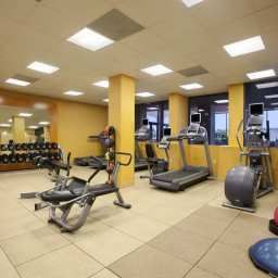 Wellness/Fitness Embassy Suites Columbia - Greystone Fotos
