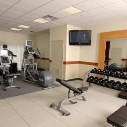 Wellness/fitness Embassy Suites Cincinnati  Northeast Blue Ash Fotos
