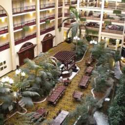 Hall Embassy Suites Cincinnati  Northeast Blue Ash Fotos
