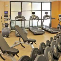 Wellness/Fitness Embassy Suites Des Moines Ia Fotos