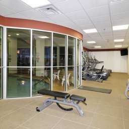 Wellness/Fitness Embassy Suites Hotel® El Paso Fotos