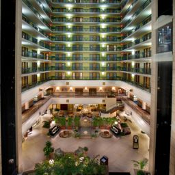 Hall Embassy Suites Indianapolis - Downtown Fotos