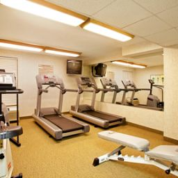 Wellness/fitness area Holiday Inn Express Hotel & Suites CHICAGO-MIDWAY AIRPORT Fotos