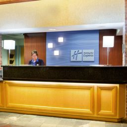 Hall Holiday Inn Express Hotel & Suites CHICAGO-MIDWAY AIRPORT Fotos