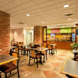 Restaurant Holiday Inn Express Hotel & Suites CHICAGO-MIDWAY AIRPORT Fotos