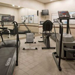 Wellness/Fitness Holiday Inn Express Hotel & Suites ALLEN PARK-DEARBORN Fotos