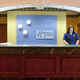Halle Holiday Inn Express Hotel & Suites ALLEN PARK-DEARBORN Fotos