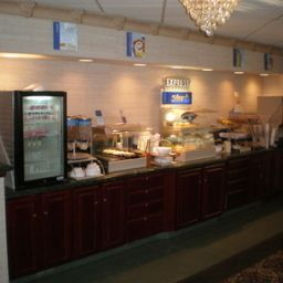 Restaurant Holiday Inn Express Hotel & Suites ALLEN PARK-DEARBORN Fotos