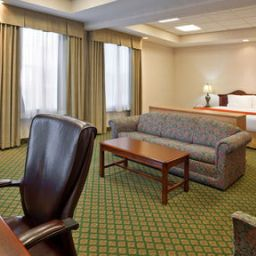 Suite Holiday Inn Express Hotel & Suites ALLEN PARK-DEARBORN Fotos