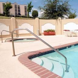 Pool Holiday Inn Express Hotel & Suites FORT WORTH SOUTHWEST (I-20) Fotos