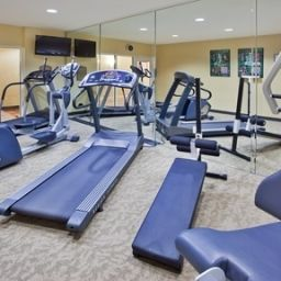 Wellness/fitness area Holiday Inn Express Hotel & Suites GREENVILLE-I-85 & WOODRUFF RD Fotos
